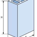 Блок вентиляционный БВ 30