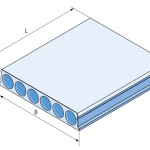 Плита перекрытия ПБ 160 мм, 220 мм