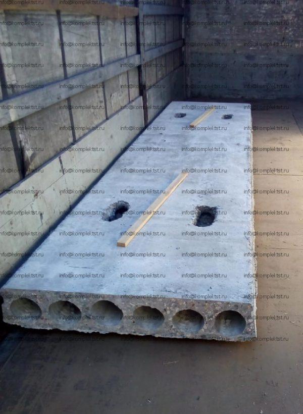 плиты перекрытия облегченные пно